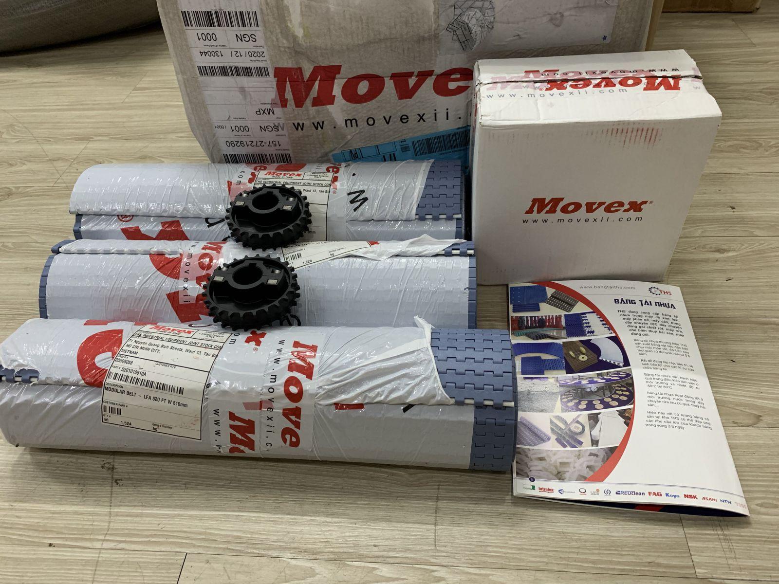 băng tải movex