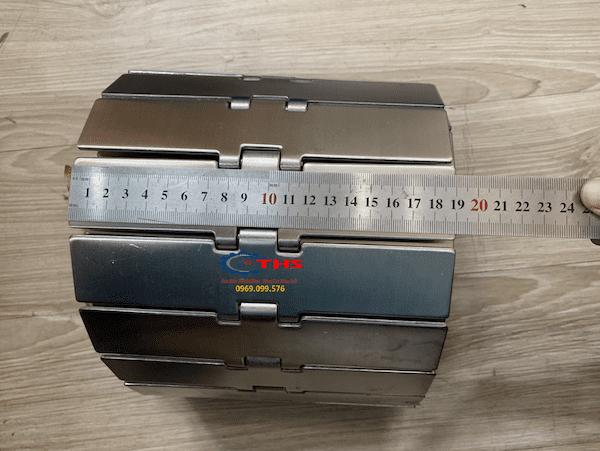 Băng tải xích inox – thiết bị hữu ích trong ngành công nghiệp