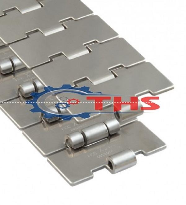 Băng tải xích được ứng dụng phổ biến trong sản xuất
