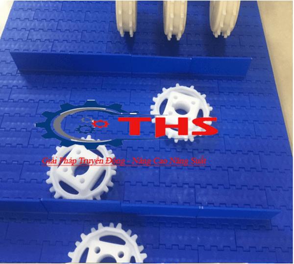 Băng tải nhựa thương hiệu THS