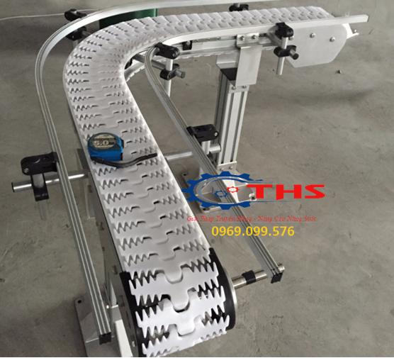 Băng tải xích nhựa (Flexible conveyor chain)