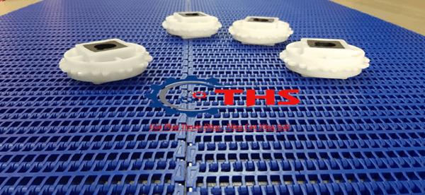Băng tải nhựa Intralox có thể ứng dụng trong nhiều ngành nghề