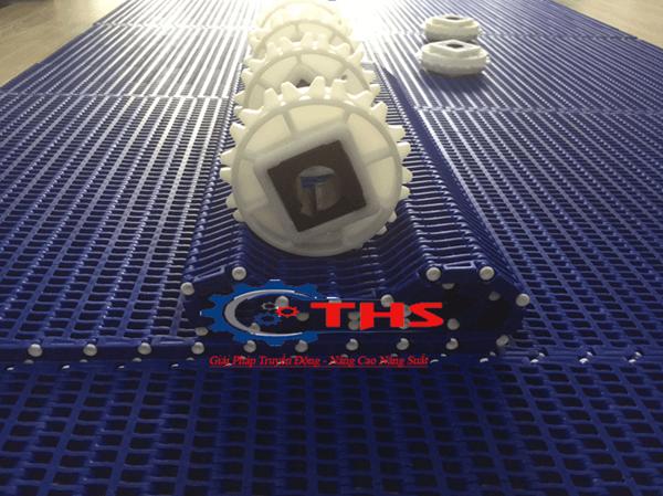 Lựa chọn băng tải nhựa Intralox chất lượng giúp doanh nghiệp tối ưu năng suất sản xuất