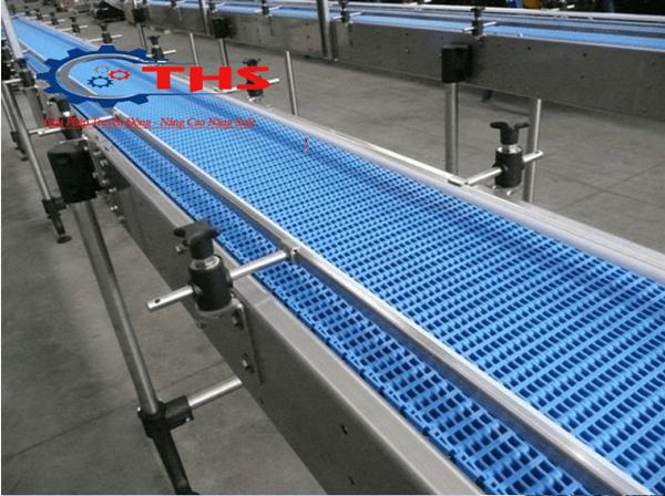 Hình ảnh thực tế của băng tải nhựa Intralox