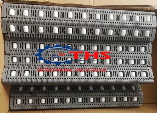 Băng tải nhựa con lăn Intralox series 400 - hàng chính hãng, nhập khẩu từ USA