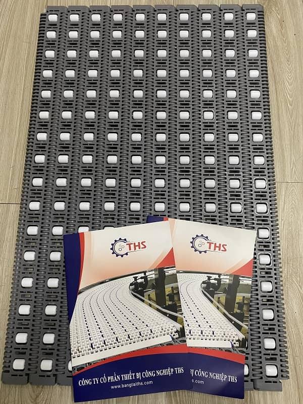 Băng tải nhựa con lăn Intralox series 400 - sản phẩm ưu việt cho các nhà máy, xí nghiệp