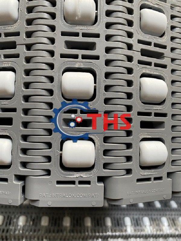 Băng tải Intralox series 400 nhập khẩu USA nên chất lượng đảm bảo tốt nhất
