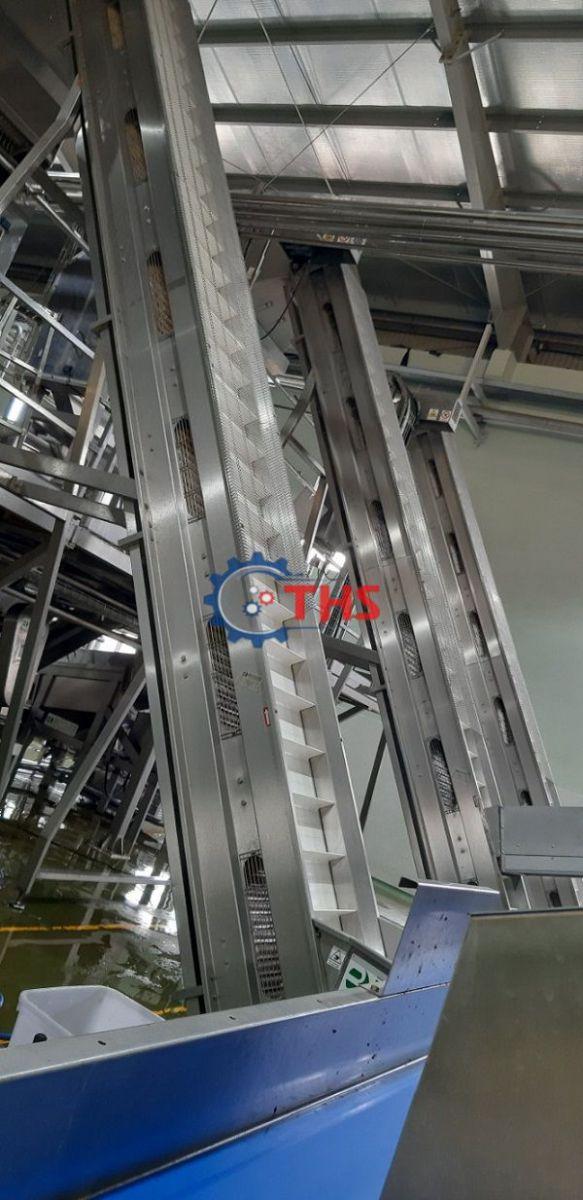 Băng tải nhựa chất lượng đảm bảo, tối ưu hóa dây chuyền sản xuất