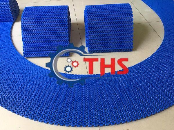 Băng tải nhựa do Công ty THS cung cấp