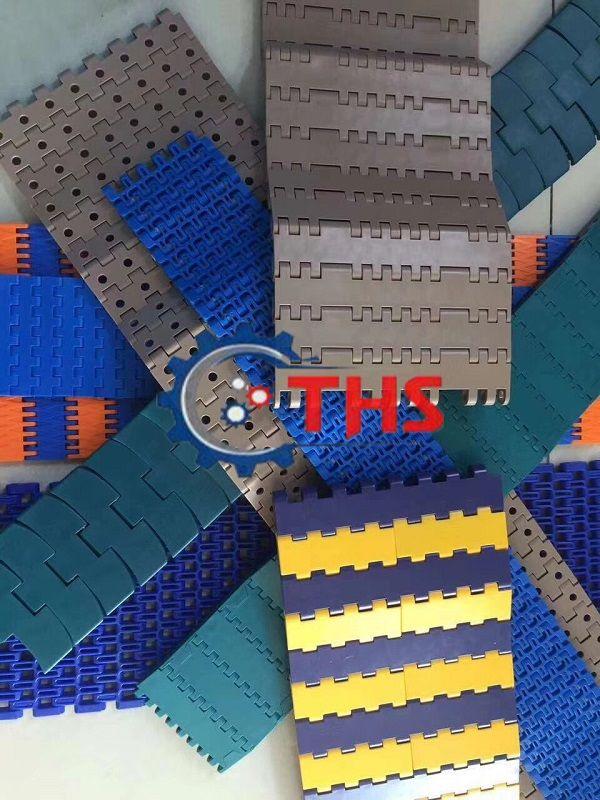 Công ty THS cung cấp đa dạng các loại băng tải nhựa