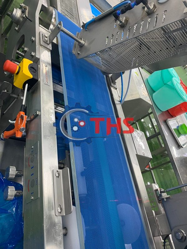 Băng tải nhựa dạng lưới PE