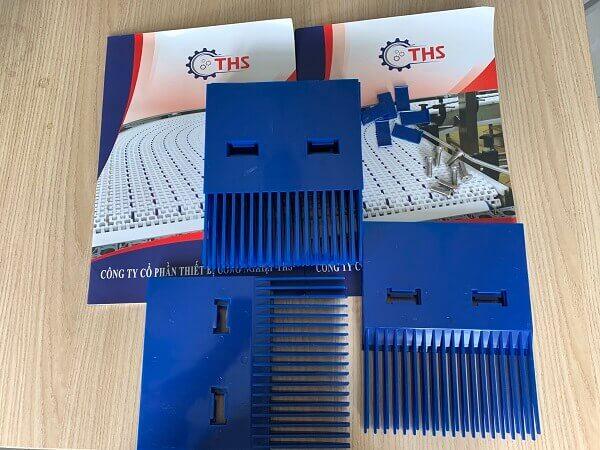 Lược băng tải nhựa do Công ty THS cung cấp đảm bảo độ bền tốt