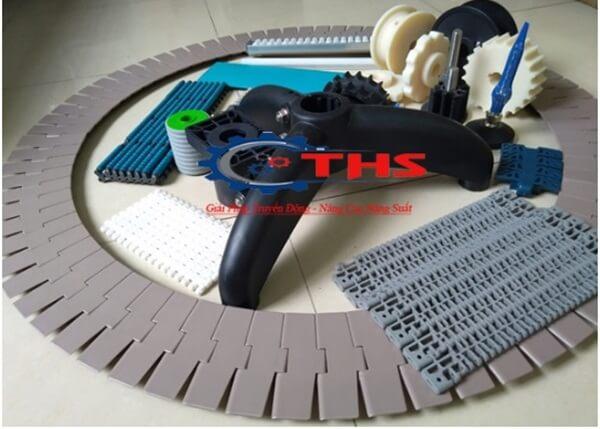 Công ty THS là địa chỉ phân phối nhiều loại phụ kiện băng tải chính hãng